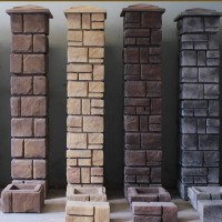 Заборные блоки